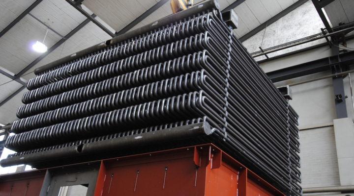 TRONDHEIM – Konstruktion und Fabrikation eines externen Ecos mit Blechgehäuse
