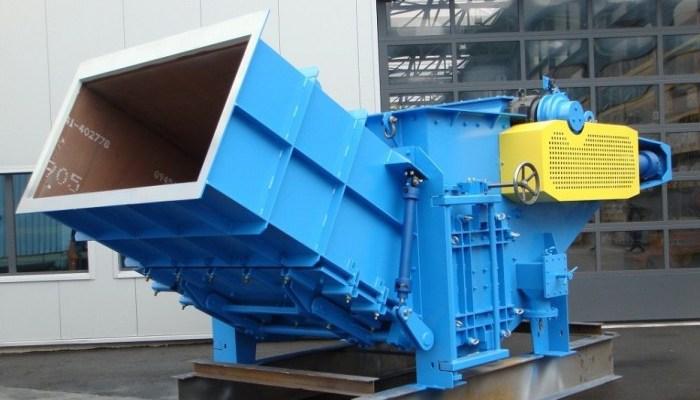 Blechbau und Maschinenbau